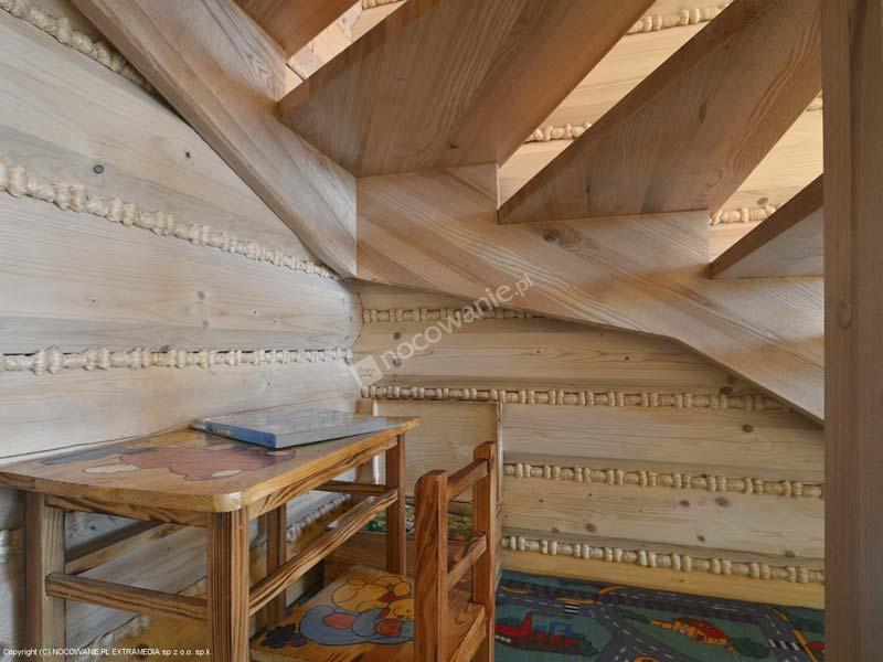 Domek drewniany do wynajęcia Białka Tatrzańska